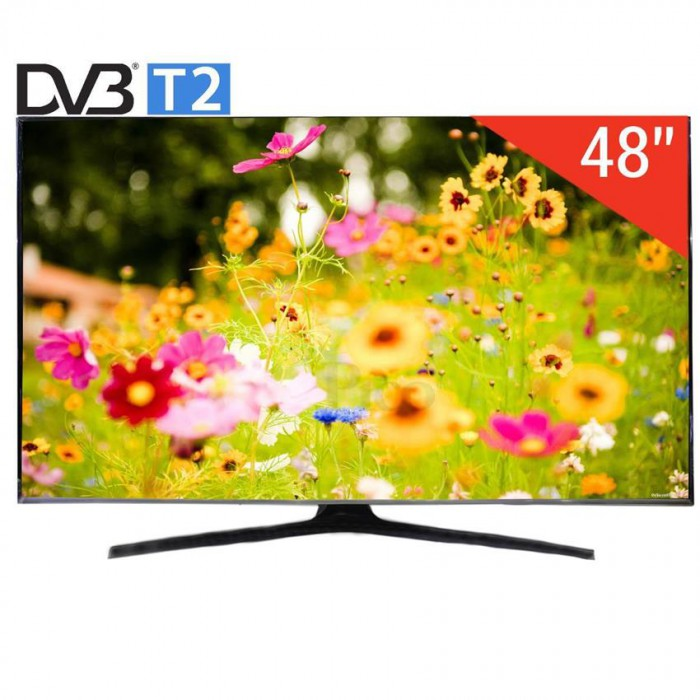 Tivi LED Samsung UA48JU6400 48 inches Smart TV 4K CMR 200hz