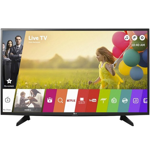 Internet Tivi LG 43 Inch 43LH570T, Full HD, 50Hz