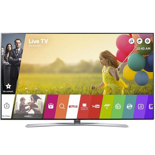 Smart Tivi LG 49 Inch 49UH850T, Ultra HD 4K 3D, 200 Hz