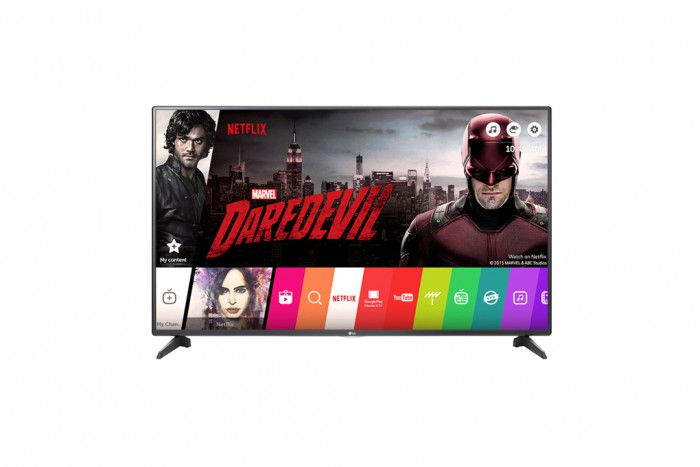 Smart Tivi LG 55 Inch 55LH575T, Full HD, 100Hz