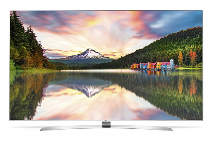 TIVI LG 60UH850T SMART TV 60 INCH 4K 3D 200HZ