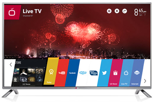 TV 3D LED LG 47LB650T, 47 INCH FULL HD, SMART TV, MCI 500HZ